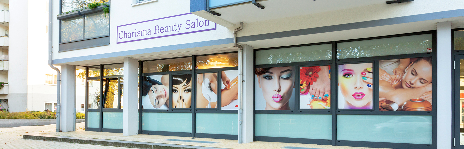Charisma Beauty Salon - Maschen